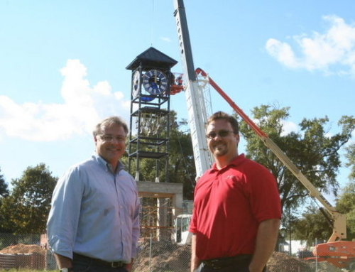 Foley Centennial Clock Tower- History in the making