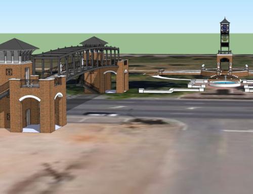 Construction to begin soon on pedestrian bridge in Foley, Alabama