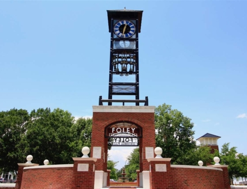 Foley Clock Tower